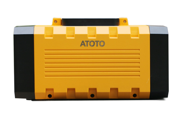 ATOTO Ultra UPS Power Source - 388Wh power bank with 230V/110V AC Outlets