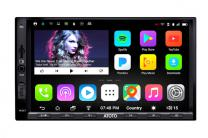 ATOTO A6 Double Din Android Car Navigation Stereo with Dual Bluetooth - Standard A6Y2710SB 1G/16G Car Entertainment Multimedia R