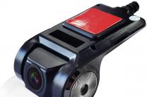 ATOTO AC-44P2 1080P USB DVR On-Dash Camera - Recording Video On Camera End - Operation & Preview from ATOTO A6 Car Stereo Side